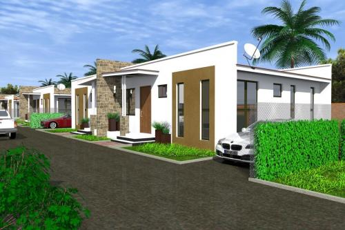 Commercial and Housing project