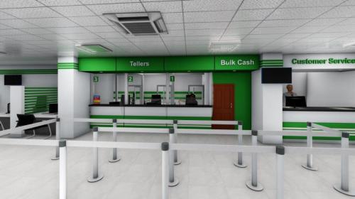 CRDB Refurbishment - Nyanza Branch